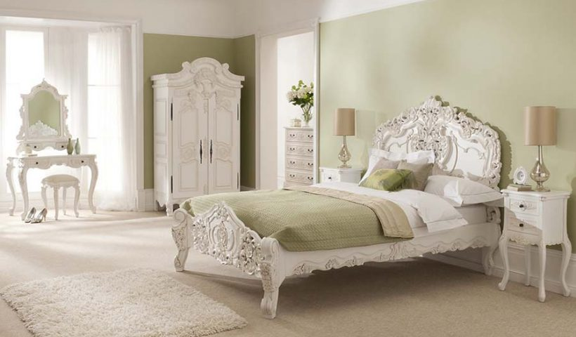 la décoration d'une chambre