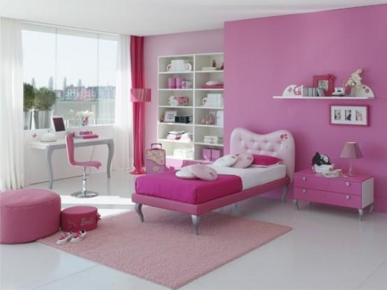 Décoration chambre filles