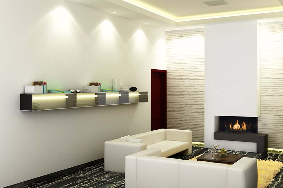Décoration maison chaleureuse