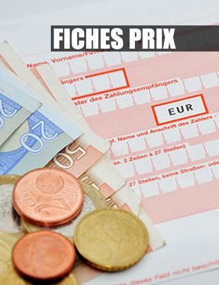 Fiches Prix