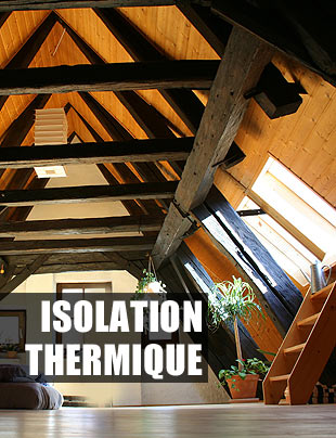 Installation d'Isolation thermique