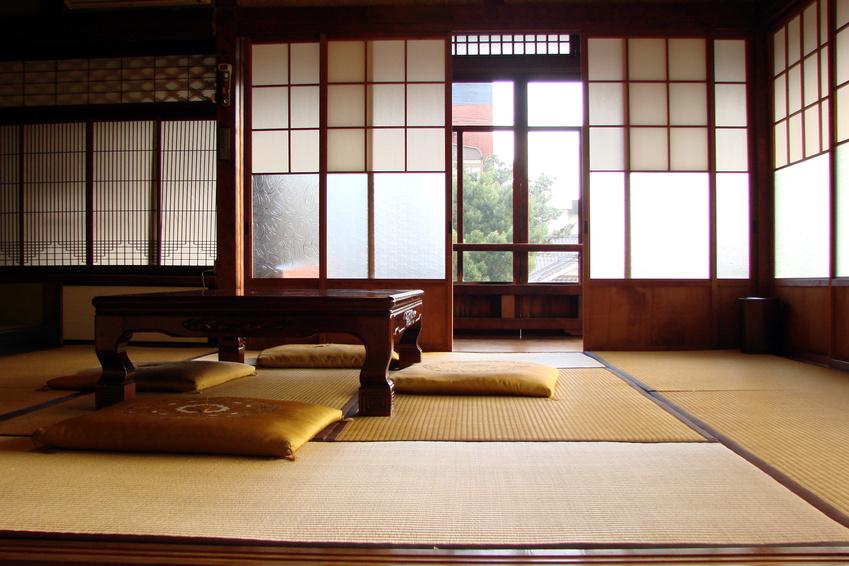 décoration traditionnelle japonaise