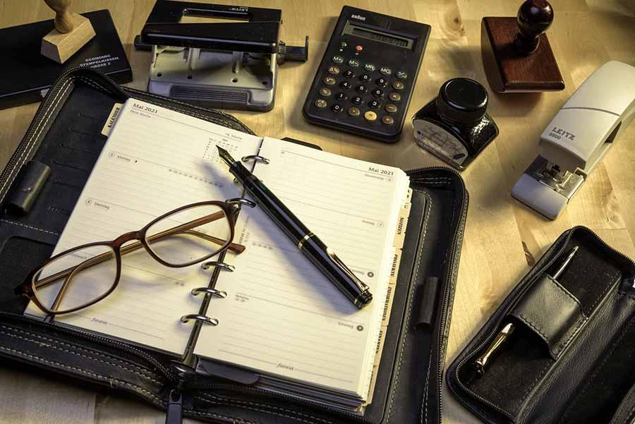 Organiser ses travaux