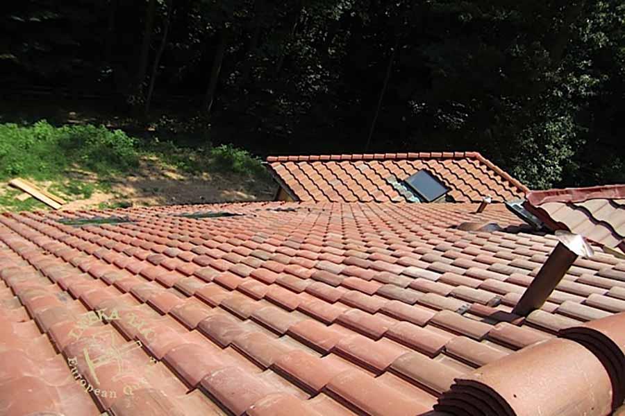 Rénovation toiture : matériaux