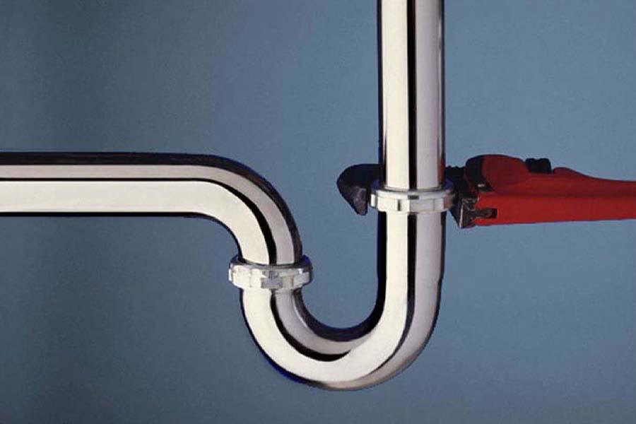 Canalisation d'eau