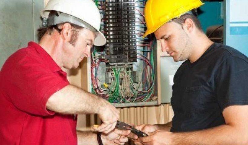 Rénovation de l'électricité