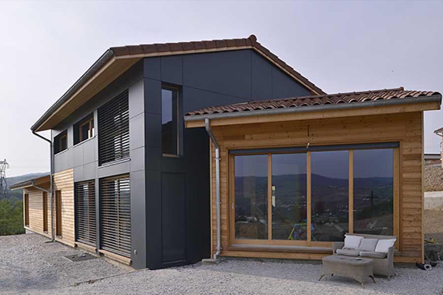 Agrandir sa maison en bois