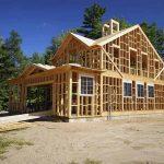 Charpentes maisons bois